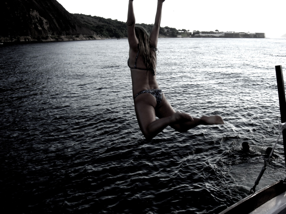 sarinha carioca jump
