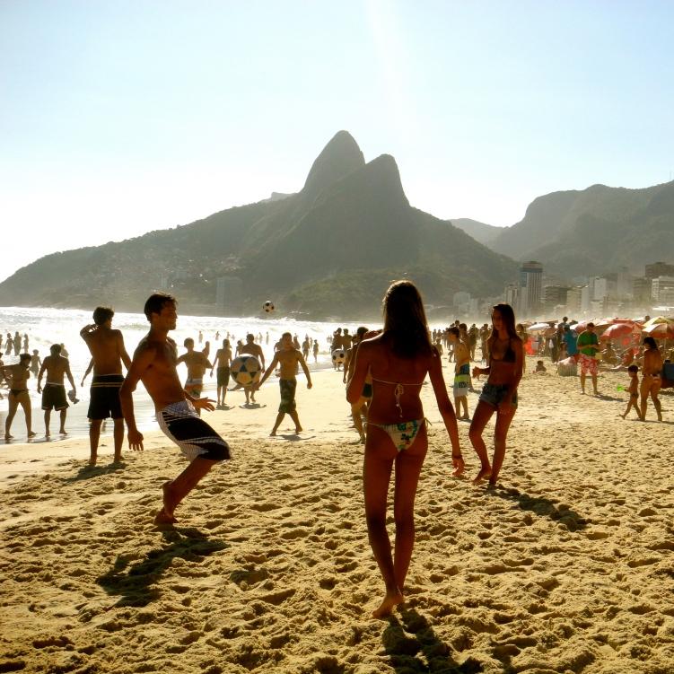 Ipanema I heart Rio